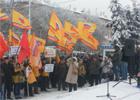 Митинг «За честные выборы!» в Брянске провела «системная» «Справедливая Россия»
