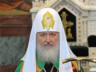 Патриарх Московский и всея Руси Кирилл прибыл в Брянск