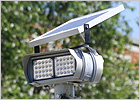 На проспекте Московском в Брянске установлена система светового оповещения