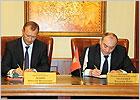 РЖД и Брянская область подписали очередное соглашение со взаимными обязательствами на три года