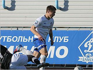 Брянское «Динамо» допущено к первенству ФНЛ 2012-2013 годов
