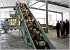 На первом брянском мусоросортировочном заводе начались пуско-наладочные работы
