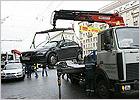 С 1 июля полиция должна начать борьбу с неправильно припаркованными машинами