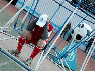 Лицензия у  брянского «Динамо» всё-таки отозвана