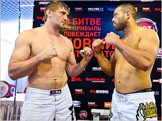 Минаков нокаутировал Санчеса на турнире Fight Nights «Битва под Москвой 7»