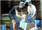 17 июля из Брянска в краснодарский край отправлена вторая партия гуманитарной помощи