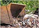 Волонтёры ликвидировали несанкционированную свалку на 360 кубов строительного мусора