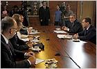 Медведев указывает на важность преемственности внутри «Единой России»