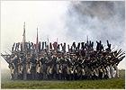 Брянскую область на Бородинском поле-2012 представлял «Севский пехотинец»