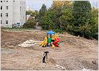 Сергей Смирнов: Рядом с кардиодиспансером к 10 октября будет детская площадка