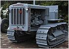 Трактор «Сталинец» установлен в музее на Партизанской поляне
