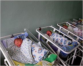 В открывшийся Брянский перинатальный центр в первый день поступили 10 рожениц
