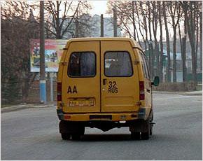 Брянские маршрутчики сообщают о запрете «ГАЗелей» на газомоторном топливе