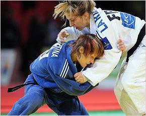 Наталия Кузютина осталась без медали на ЧМ в Астане