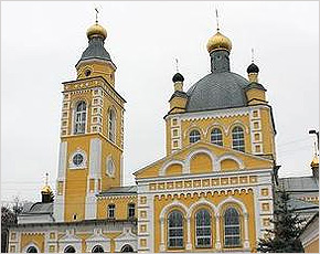 Старейший каменный храм Клинцов получил статус кафедрального собора