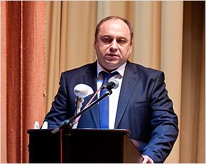 Станислав Миролюбов уволен с должности главы Советского района Брянска