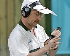 Сергей Пыжьянов завоевал две медали а стрелковом Кубке России в перестрелке