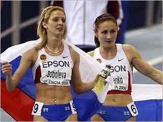 Елена Соболева поработала «пейсмейкером» на этапе IAAF Diamond League
