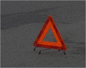 Аварийный вторник: женщина-водитель не заметила троллейбус на кольце на Флотской