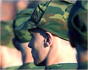 В Брянской области почти 1100 человек уклоняются от службы в армии