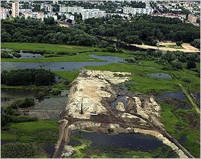 Рассмотрение нового генплана: поймы, как пятый район Брянска