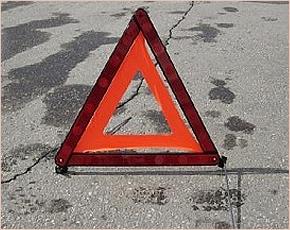 Аварийный понедельник: на брянских дорогах произошло 6 ДТП