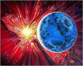 Прогноз геомагнитной обстановки на 30 апреля