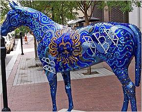 Синяя Деревянная Лошадь пришла в 01.40 31 января: наступил Новый год по восточному календарю