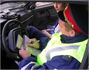 ГИБДД: пьяных водителей в Брянске ловили трижды за четверг