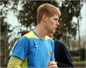Вратарь брянского «Динамо» провёл первую игру в «Роторе»