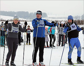 В воскресенье в Глинищево пройдёт традиционная «Деснянская лыжня»