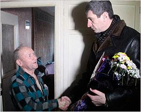 В Брянске торжественно отметили 70-летие снятия блокады Ленинграда