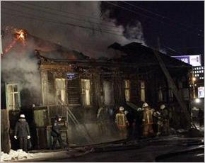 МЧС сообщает: на выходных в Володарском районе пожары случались трижды