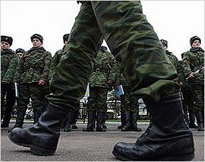 Итоги призыва-2016: в Вооружённые силы отправились более 3,3 тыс. брянских призывников