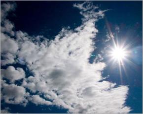 Прогноз погоды на 8 августа: местами дожди и порывистый ветер, днём до 31° тепла