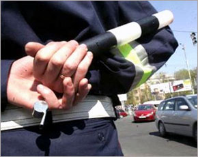 В полночь в Брянске начнутся сплошные проверки водителей на состояние опьянения
