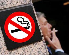 Четверть россиян курят в жилых комнатах своих квартир