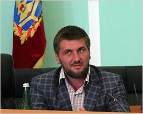 Виталий Минаков возглавил список «ЕР» в Брянскую областную Думу