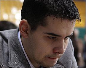Ян Непомнящий на шахматной Олимпиаде набрал 1,5 очка в двух турах