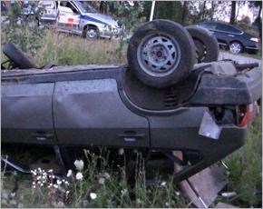 Аварийные выходные: в ДТП погибли трое, в том числе пешеход