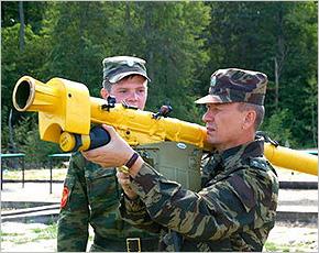 В России в августе-октябре пройдут учения с военнослужащими запаса