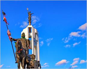 В интернет-голосовании «Город России» Брянск поднялся на 18 место
