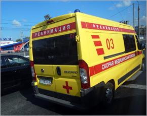 Городская «скорая» в понедельник: госпитализировано 130 человек