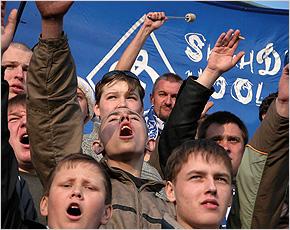 Отношение брянских болельщиков к соперникам из Орла обошлось «Динамо» в 10 тыс. рублей