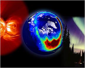 Прогноз геомагнитной обстановки на ближайшую неделю