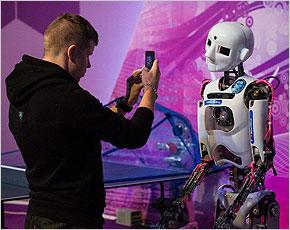 В России может появиться свод законов о роботах