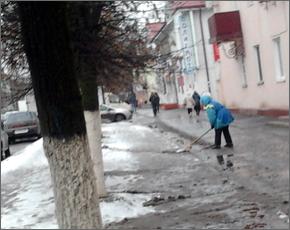 Прогноз погоды на 21 февраля: днём мокрый снег и морось, ветер западный, до +5
