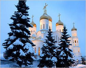 Рождество в России. Чем нынешний праздник отличается от предыдущих