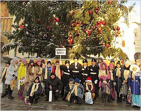 Три десятка брянских школьников побывали на новогодней Кремлевской елке