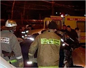 Аварийная суббота: в лобовом столкновении погиб водитель Daewoo Matiz